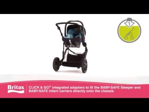 Britax B-SMART-3-Product Video