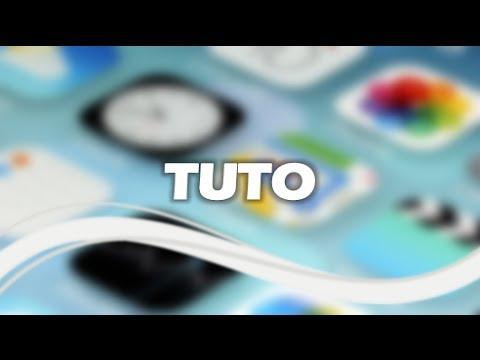 [TUTO] Installer un thème IOS7 sur un iPhone 3GS