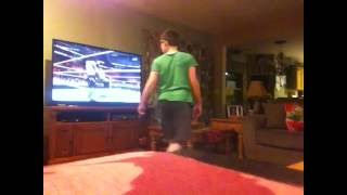 Crazy Kid Reacts To Seth Rollins