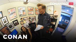 CONAN360° LIVE Highlight: Conan Gives A Tour Of Sona