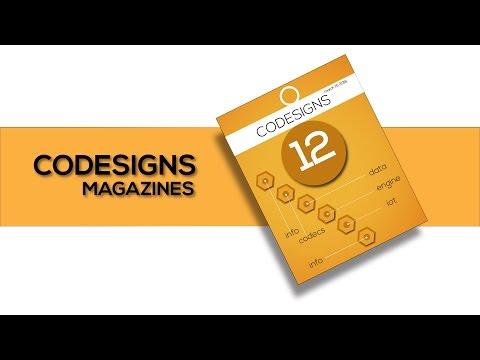 Illustrator Magazine Codesigns cover design tutorial