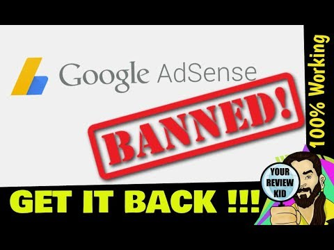 How To Reinstate Google Adsense Disabled Account - My Experience