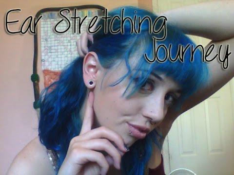 My Ear Stretching Journey (so far)