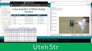 esp8266 IOT with PHP (000webhost com) - PakVim net HD Vdieos