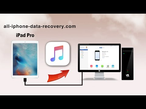 How to Backup Music from iPad Pro to PC without iTunes, Export iPad Pro Songs