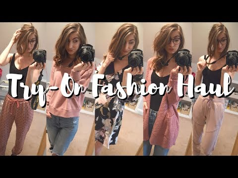 TRY-ON FASHION HAUL