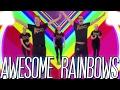 Koo Koo Kanga Roo Awesome Rainbows Dance A Long Video