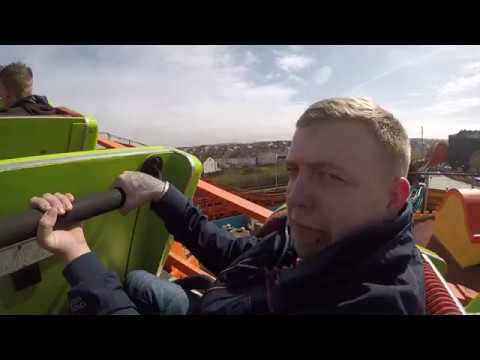 Nickelodeon Streak @ Blackpool Pleasure Beach 01-04-17