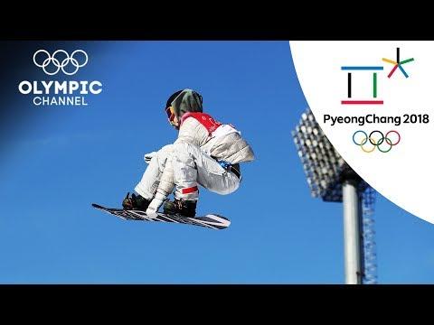 Perfect Backside Triple! Gerard wins Snowboard Slopestyle Gold | PyeongChang 2018