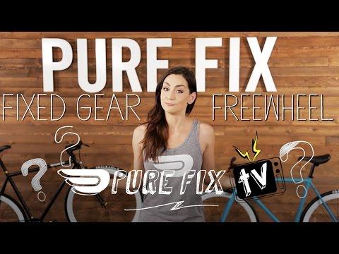 Fixed Gear or Freewheel?
