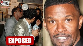 Jamie Foxx Opens Up About His Experience At Diddy