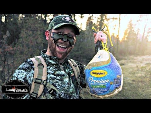 I Bagged A WILD TURKEY | Hunting Wild Turkey!
