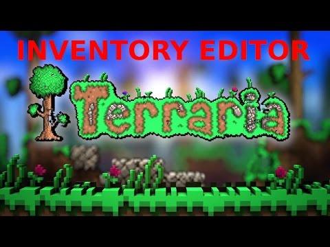 Terraria Inventory Editor!   1.2.4.1