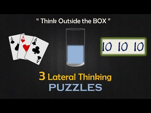 3 Riddles Popular on Logic that will blow your mind   Can you solve it?