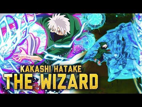 ** GANDALF HATAKE * | ** Naruto Ultimate Ninja Blazing *