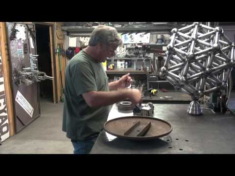How to Make a Sculpture (or Anything Else) Spin in the Wind - Kevin Caron