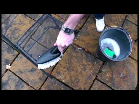 KETTLER Cleaning Wrought Iron  Furniture