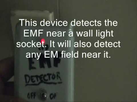 EMF detector.wmv