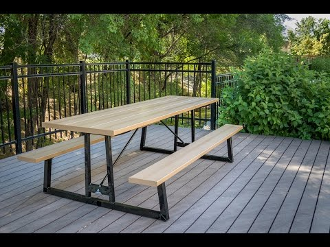 Quality Picnic Tables - The Best Outdoor Picnic Table