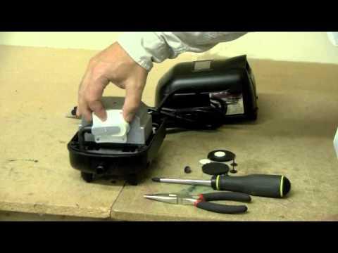 Airmax Koi Air Repair Process