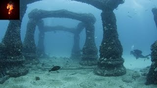 Lost City Of Atlantis Found In North Sea?
