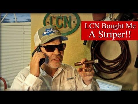 The Lawn Care Nut Bought Me A Striper