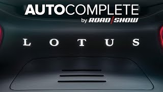 AutoComplete: Lotus is teasing a limited electric hypercar called Type 130