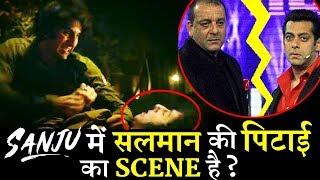 Sanjay Salman Fight Scene in Biopic SANJU ?