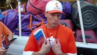 TigerNet.com - Brent Venables March 29