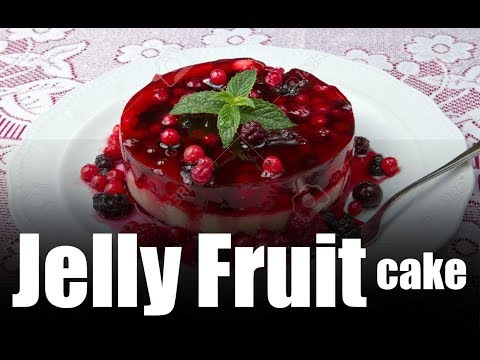 Recipe-Jelly Fruit Cake | World's Best Fruit Cake