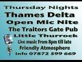 THAMES DELTA STEVE TREBLE N MR C'S JAM MAY 22ND 2014