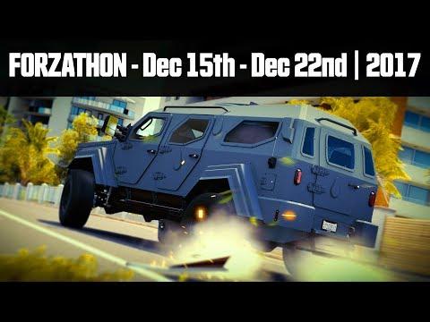 #Forzathon - Terradyne Gurkha LAPV - Forza Horizon 3