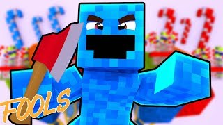 THE CANDY MONSTER ATTACK! - Fool Friends Ep.4 | Minecraft Roleplay