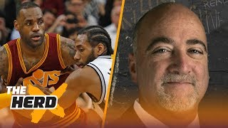 Bill Plaschke on reports Kawhi wants out of San Antonio to join LeBron on Lakers   NBA   THE HERD