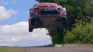 WRC Germany Tests | Massive jumps & Max attack | Mads Østberg & Craig Breen