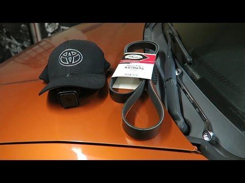 Serpentine Belt Replacement!! - Honda Element! | ShopTalk