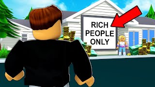 What this GOLD DIGGER Wants Will SHOCK YOU! (Roblox Bloxburg)