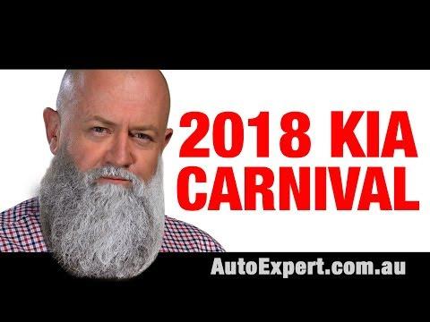 2018 Kia Carnival (Kia Sedona in the USA) review | Auto Expert John Cadogan