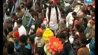 LIVE NOW: PM Narendra Modi parivartan rally in Lucknow - PM Modi first speech in New Year