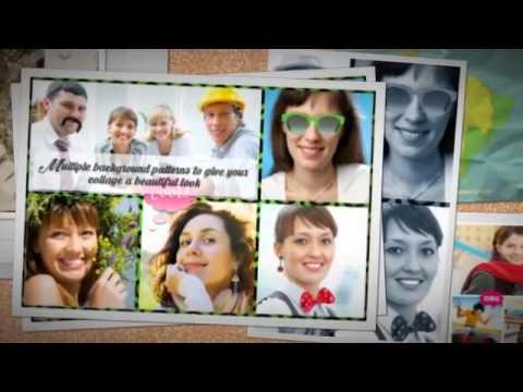 Best Friends Photo Collage Video