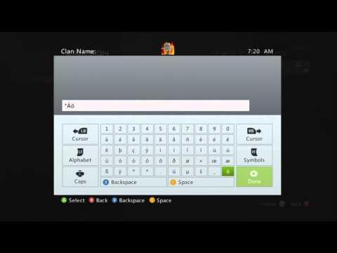 NEW MW3 glitches - clan tag symbol glitch (different) *TUT*
