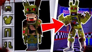 HOW TO BECOME SPRINGTRAP.EXE FROM FIVE NIGHTS AT FREDDY