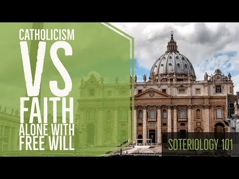 Is Faith Alone & Free Will Incompatible? Responding to a Catholic Critic