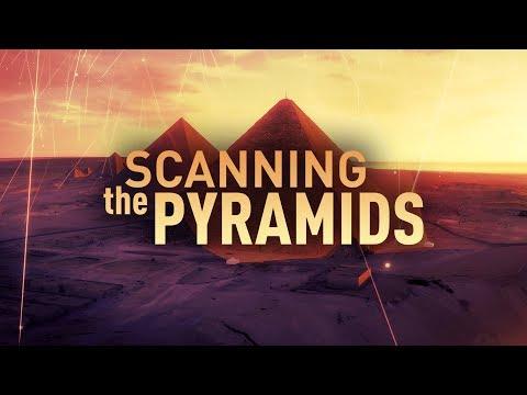 Scanning The Pyramids