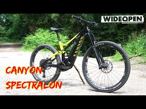 Canyon's SpectralON eBike - everything you need to know ⚡️