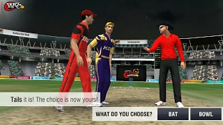23rd April Royal Challengers Bangalore V Knight Riders World Cricket Championship 2017 Gameplay
