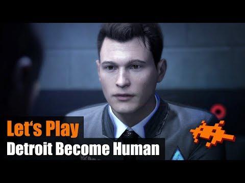 Detroit Become Human #05: Das Verhör [PS4 Pro]