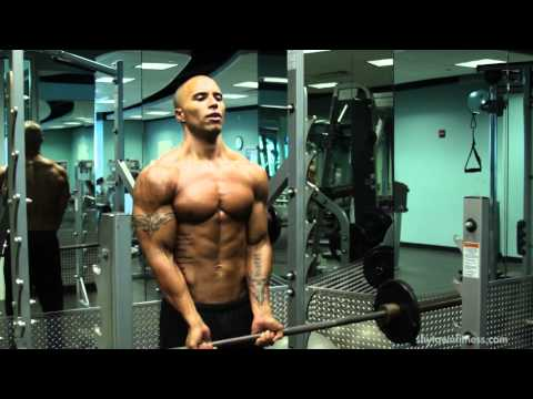 CHEST & BICEPS CIRCUIT TRAINING with Evan Shy