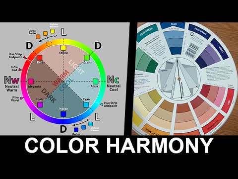 Color Harmony for Digital Artists