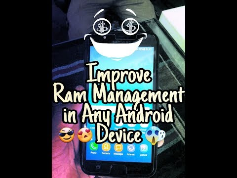 Improve Ram Management By 80% in Any Android Device [ROOT]